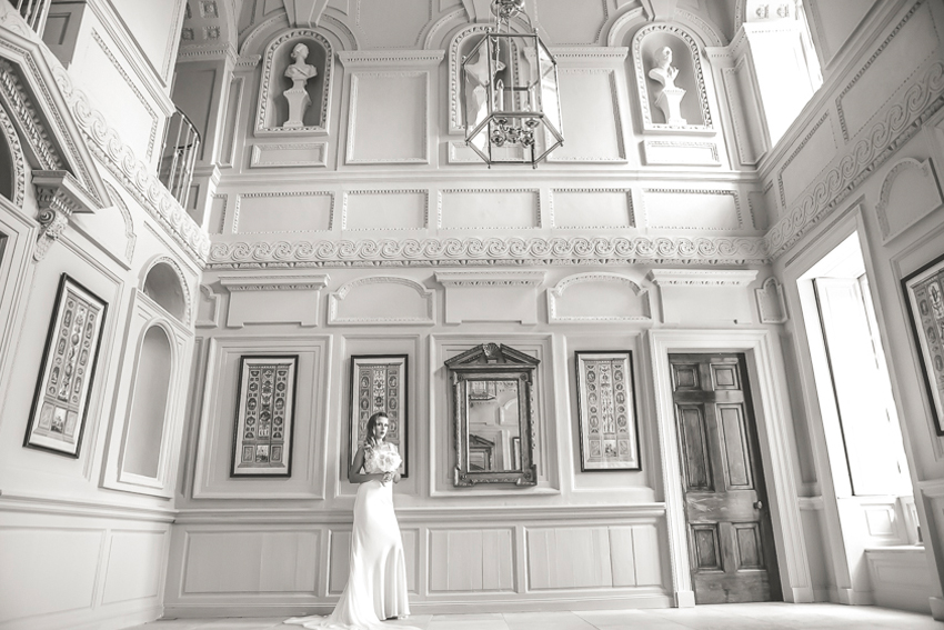 Inspiration for your wedding with this photoshoot at Gloster House Ireland