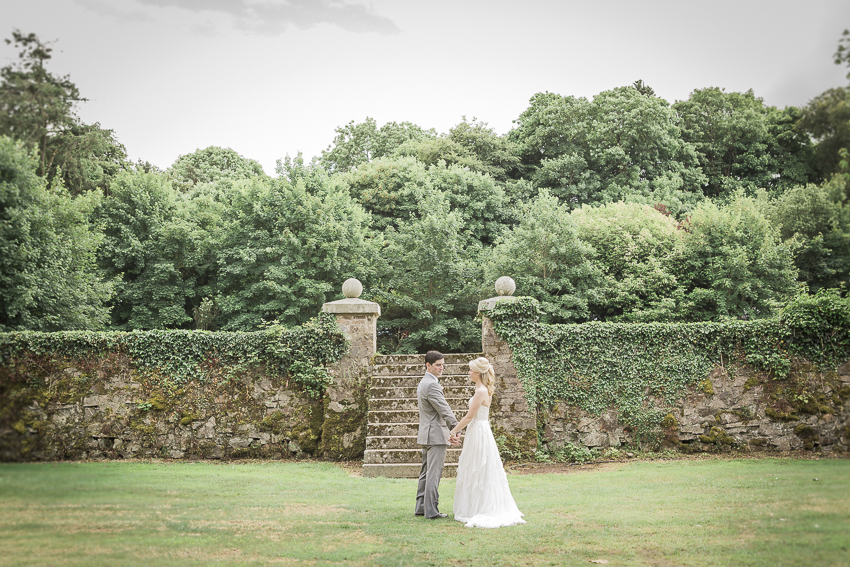 Elopement at Waterford Castle Ireland