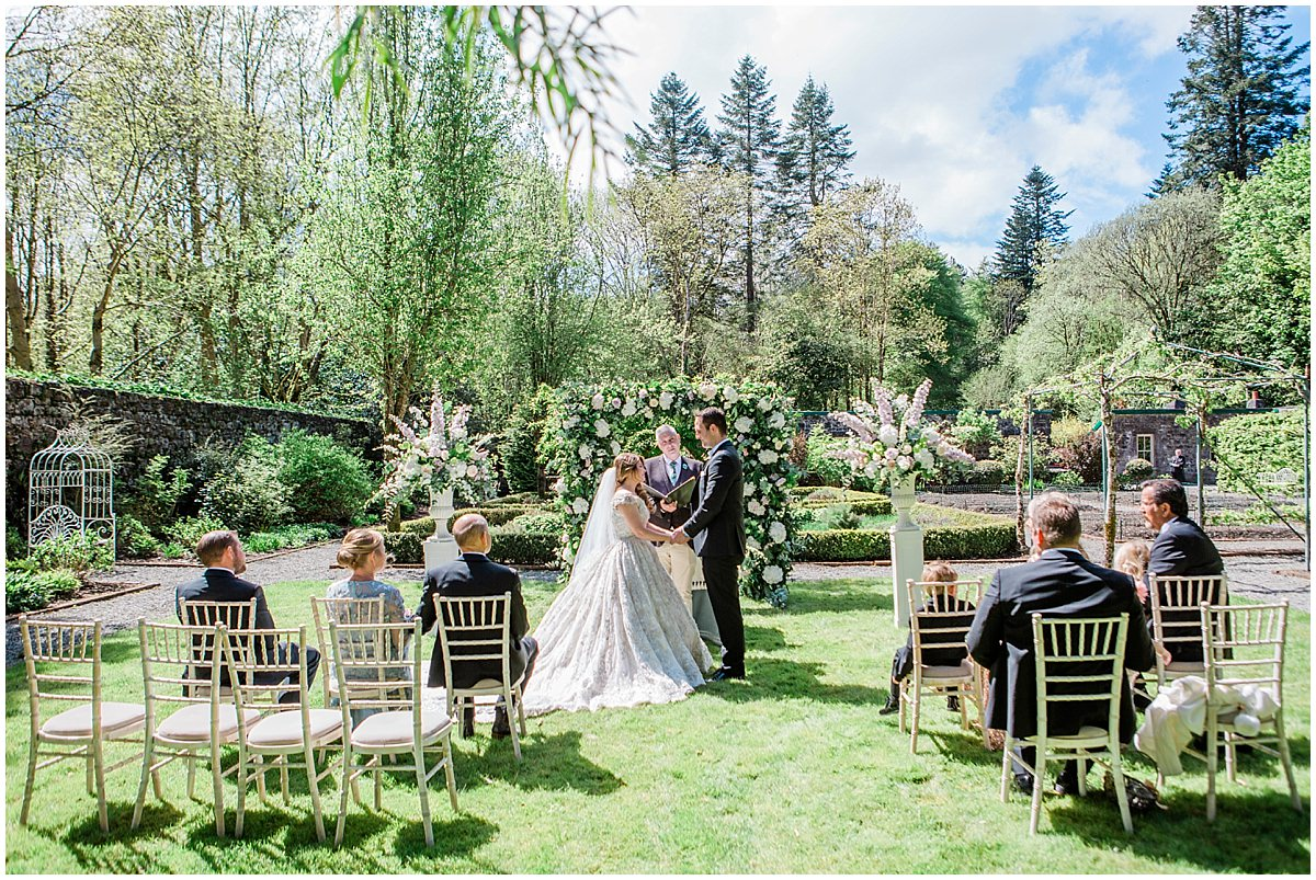 Wedding Photographer Ashford castle - In Love Photography by Wim